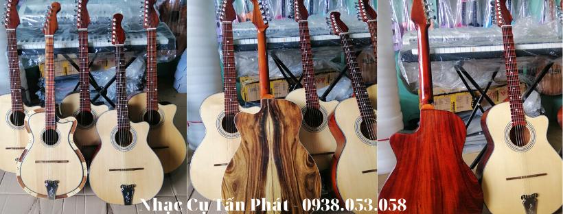 Đàn guitar vọng cổ giá rẻ hóc môn