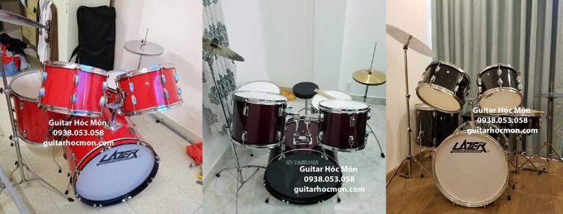 Bộ trống jazz giá rẻ hóc môn