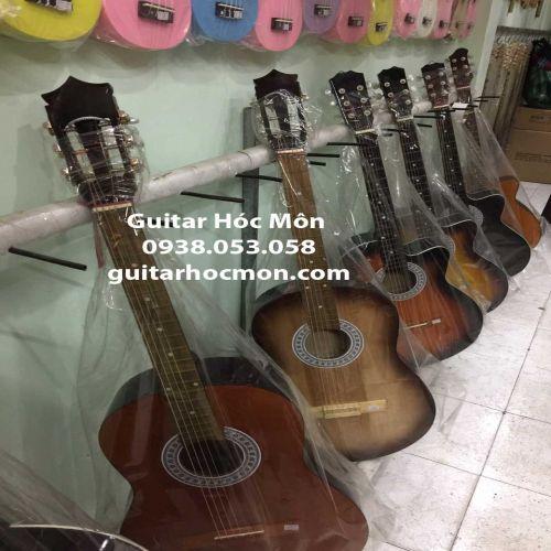 Đàn guitar thùng giá rẻ