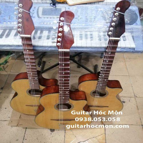 Đàn guitar phím lõm giá rẻ hóc môn