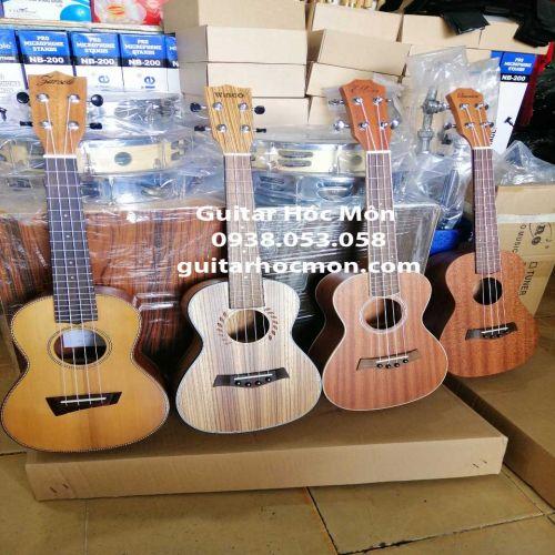 Đàn ukulele concert full gỗ